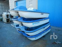 Qty Of Pelican Pedal Boats Mari