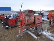 CROWN 6SR Concrete Mixer