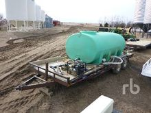 1999 RAINBOW TRAILERS 20 Ft T/A