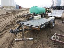 2015 RAINBOW TRAILERS 12 Ft S/A
