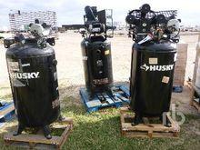 Qty of Husky C602H Air Compress