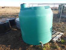 FLAMAN 750 Gallon Poly Tanks