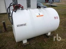 2010 WESTEEL 2273 Litre Fuel Ta