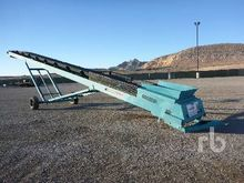2007 POWERSCREEN 32 In. x 50 Ft