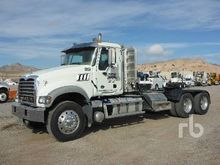 2014 MACK GU713 Truck Tractor (