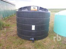 1350 Gallon Poly Tanks