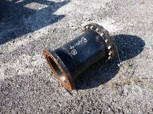 12 In. Pipe Coupler Sewer & Wat