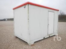 Sanitary Cabin Mobile Structure