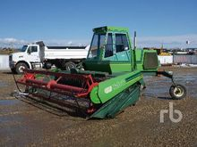 1982 CCIL 550 18 Ft Swather