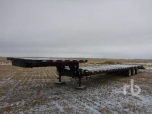2013 ABU TRAILERS INC. 50 Ft Tr
