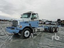 2008 STERLING LT7500 T/A Cab &