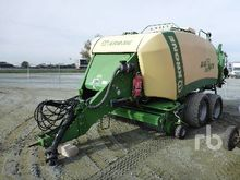2009 KRONE BP1290 3x4 Big Baler