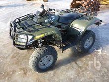 2013 ARCTIC CAT 700 EFI 4x4 ATV
