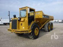 DJB D330 6x4 Articulated Dump T