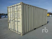 CHINA EASTERN 20 Ft Container E