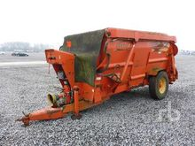 2003 SEKO SAM5 S/A Feed Wagon