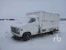 CHEVROLET Van Truck