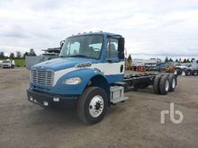 2008 FREIGHTLINER M2106 T/A Cab