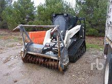 2014 TEREX PT110 Crawler Mulche
