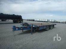2011 ABU TRAILERS 24 Ft T/A Equ