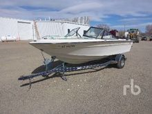 FREEDOM 18 Ft Boat