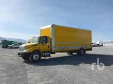 2011 INTERNATIONAL 4300 SBA S/A