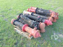 Qty Of Fire Hydrants Sewer & Wa