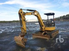 2007 CATERPILLAR 305CCR CR Midi