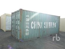 2005 20 Ft Container Equipment