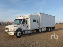 2007 FREIGHTLINER M2 T/A Sleepe