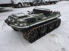 1999 ARGO V89937 8x8 Amphibian