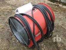 FLAMAN 3 HP Aeration Fan
