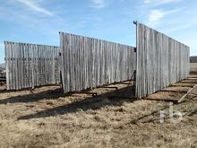 Quantity Of 3 40 Ft Wind Fence