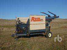 REM BALEMAX 3600R Bale Processo