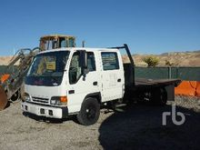 2003 GMC W4500 COE Crew Cab Fla