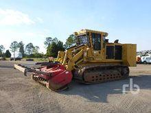 2013 TIGERCAT 480 Crawler Mulch