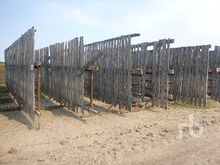 (5) 24 Ft Wind Fence
