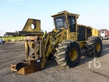2005 TIGERCAT 720D Rubber-Tired
