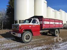 1984 CHEVROLET C70 S/A Grain Tr