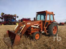 COOP IMPLEMENTS 650 2WD Tractor