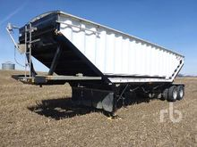 2009 CASTLETON 36 Ft T/A Grain