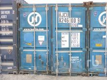 2003 JINDO 20 Ft Container Equi