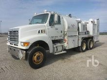 2005 STERLING LT8500 T/A Fuel &