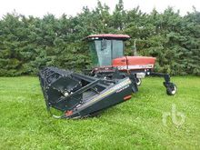 2007 WESTWARD 9250 Swather