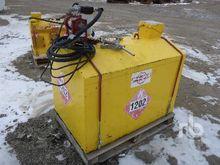 633 Litre Double Wall Fuel Tank