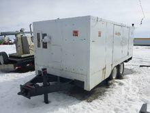 LEROI Q900DC 900 CFM T/A Air Co