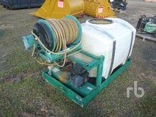 LESCO 200 Gallon Poly Tanks