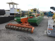 MUDCAT MC915 Cutter Head Dredge