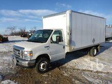 2016 FORD E450 Van Truck