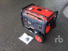 POWERTEK DG9250E 9 KW Gen Set (